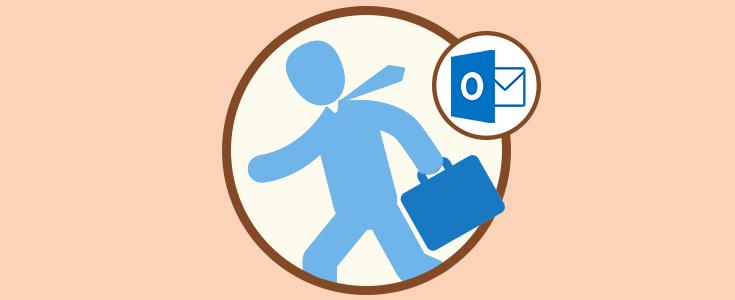 C mo activar fuera de la oficina en outlook solvetic for Fuera de oficina gmail