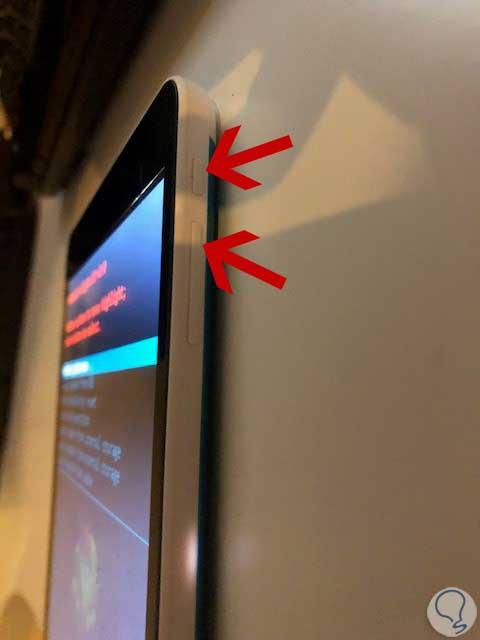 Cómo hacer Hard reset de fábrica (borrar datos) tablet ONIX - Solvetic
