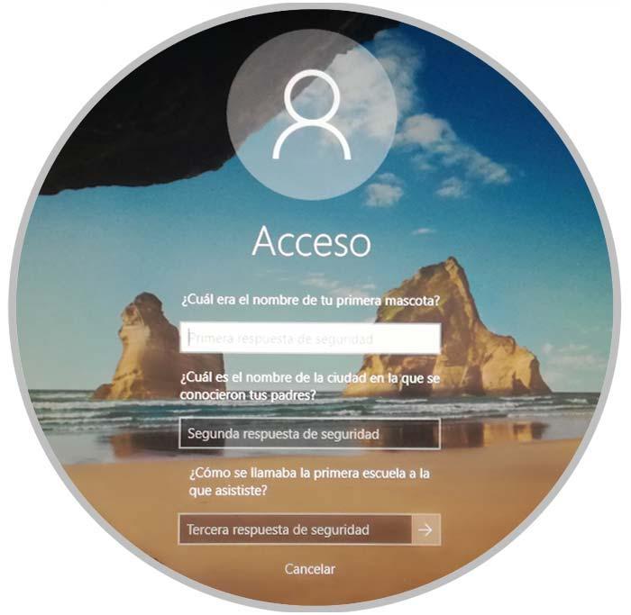 Restablecer contrase a cuenta usuario local windows 10 con - Restablecer contrasena ...