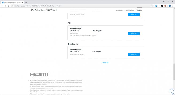 Cómo instalar o desinstalar driver Bluetooth Windows 10