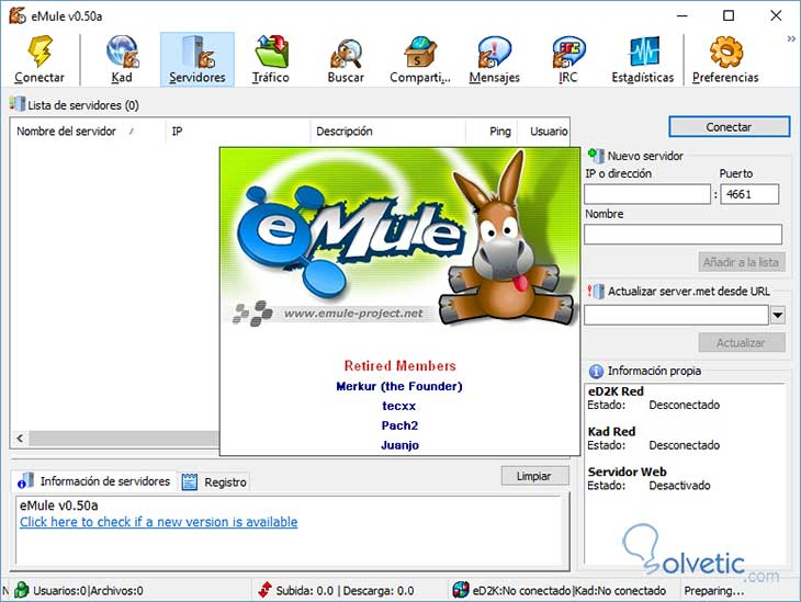 descargar emule 0.60 para windows 7 gratis
