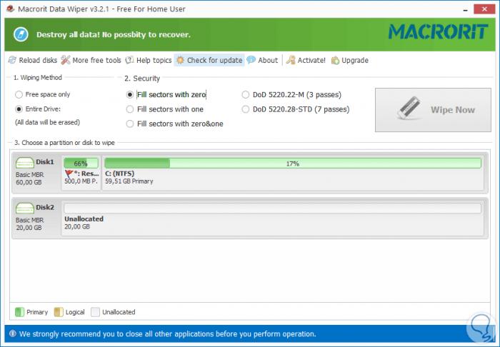 Imagen adjunta: Macrorit-Disk-Partition-Wiper-borrar-disco-1.png
