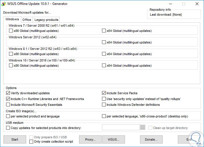 Arreglar error actualizaciones Windows Update Windows 10, 8