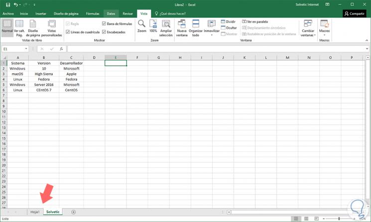 Unir Varias Hojas De Excel En Una Sola Combinar Hojas Excel Solvetic
