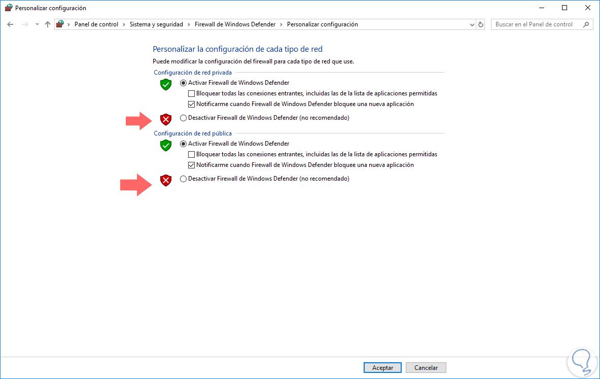 err_connection_reset chrome error