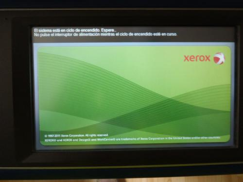 como instalar el firmware xerox workcentre 5665