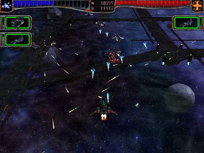 Imagen adjunta: Astromenace-juego-linux-.jpg
