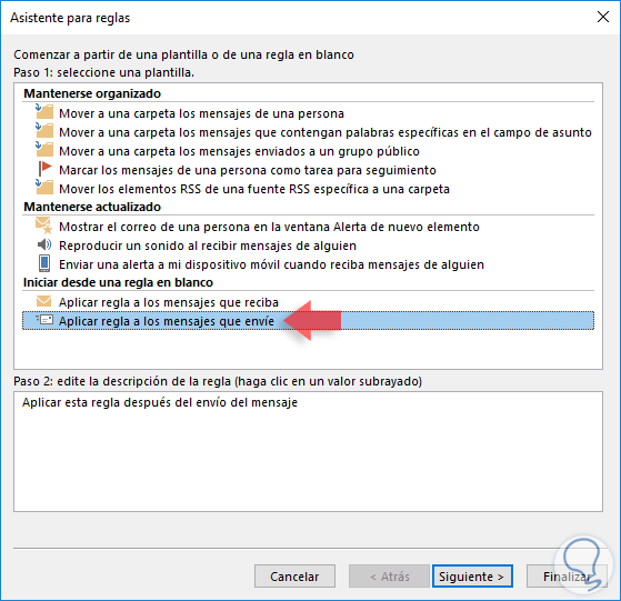 Programar el envío de correos en Outlook 2010, 2013, 2016 - Solvetic