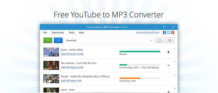 Free YouTube to MP3 Converter descargar youtube.jpg