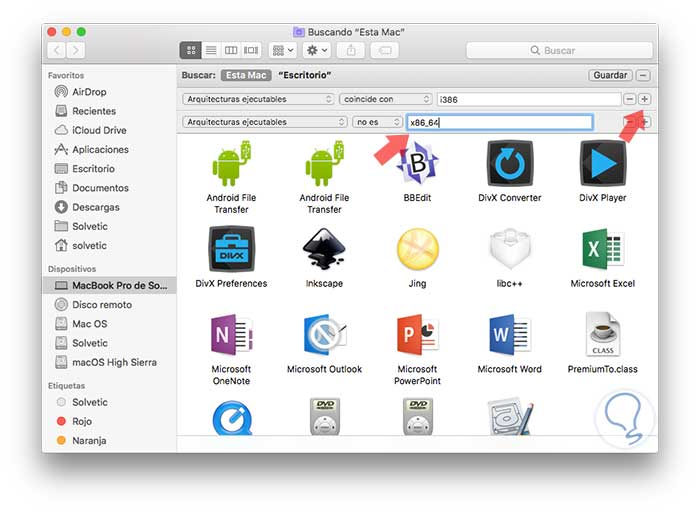 C mo ver si una aplicaci n es de 32 o 64 bits en mac for Arquitectura 32 o 64 bits