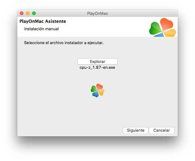 Utiliza programas Windows en Mac OS X