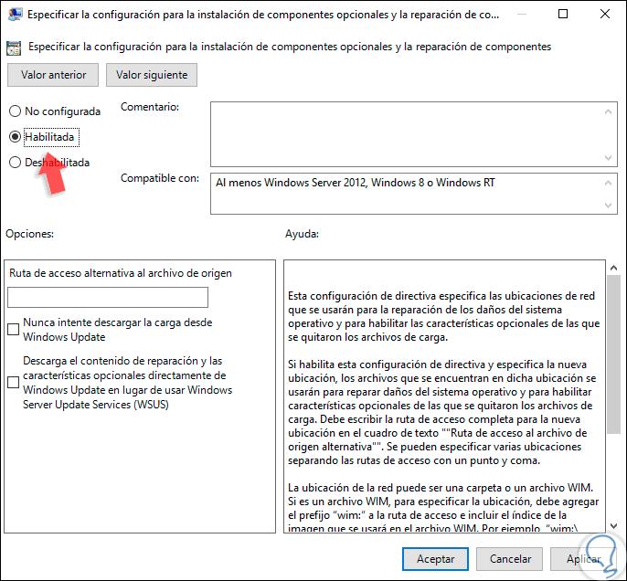 Cómo reparar error 0x800f081f  net framework 3 5 Windows 10 - Solvetic