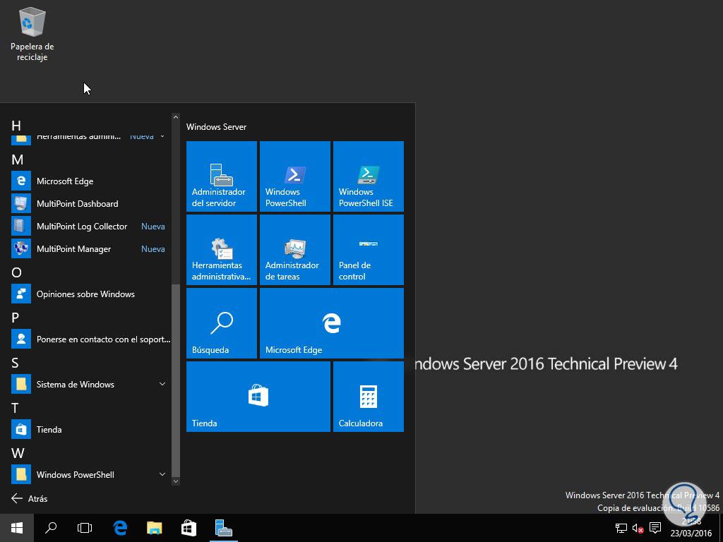 Instalar Escritorio Remoto en Windows Server 2016 - Solvetic