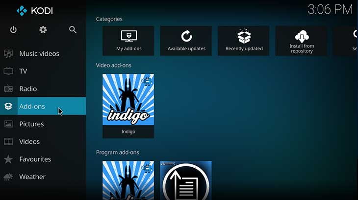 kodi how to clear cache