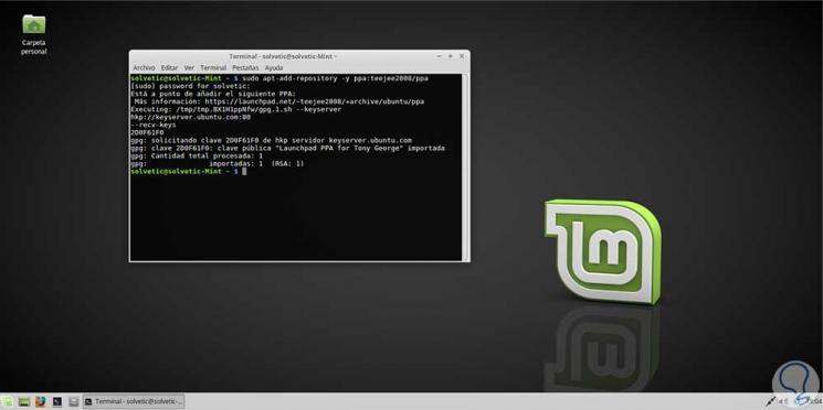 Cómo hacer backup en Linux Mint con Timeshift - Solvetic