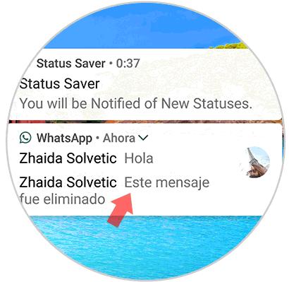 Cómo Leer Mensaje Borrado Y Enviado A Mi Whatsapp Solvetic