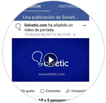 Cómo Poner Vídeos De Facebook En Estados De Whatsapp Solvetic