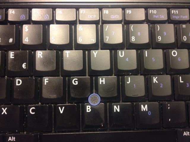 teclado virtual com tecla fn