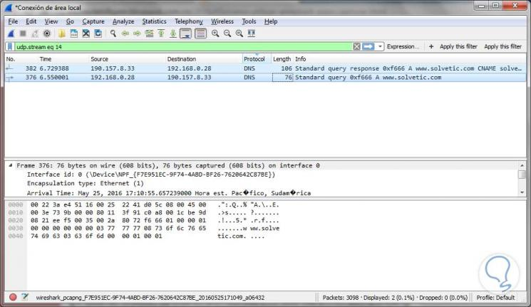 Wireshark: Analizador de red al detalle - Solvetic