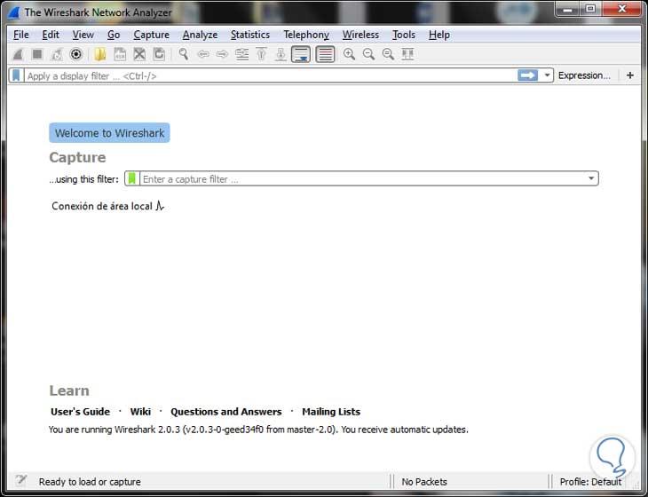 Wireshark: Analizador de red al detalle - Solvetic