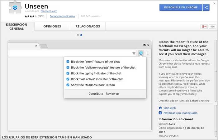 Imagen adjunta: Unseen-extension-facebook.jpg