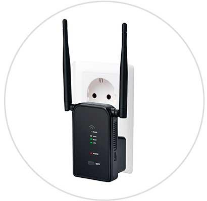 Mejores amplificadores de red wifi 2018 solvetic for Amplificadores de wifi potentes