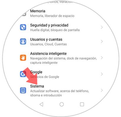 Cómo activar modo depuración en Android Huawei P10 (USB