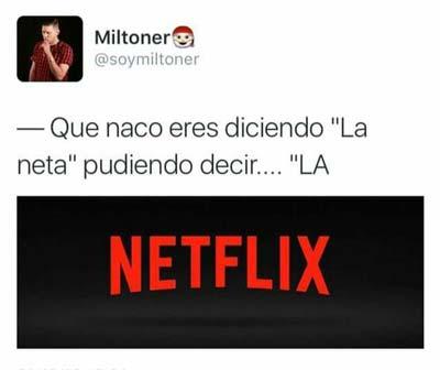 Que Significa La Netflix En Facebook Solvetic