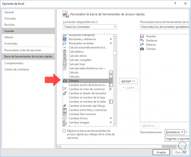 Cmo convertir Excel a imagen JPG PNG O GIF  Solvetic