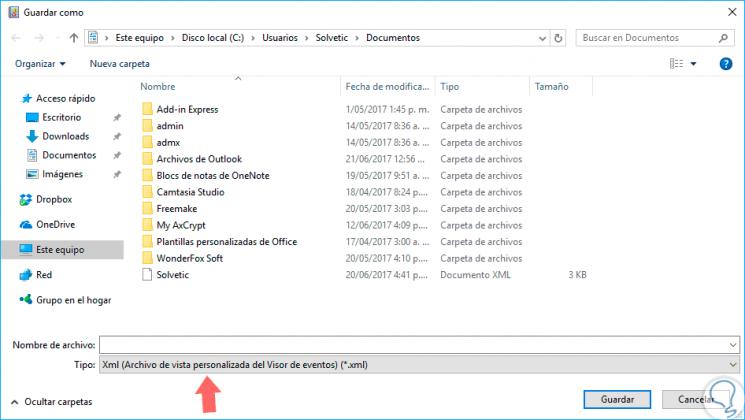 Registrar Logs de inicio y apagado de equipos en Windows 10 - Solvetic