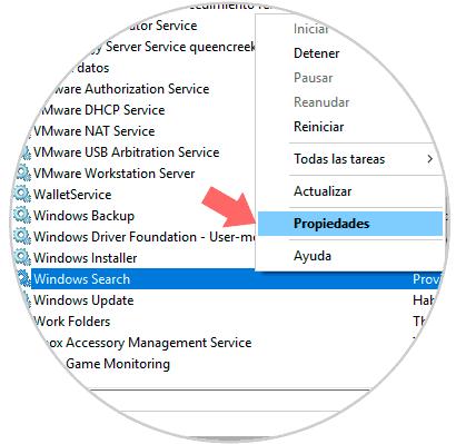 Cómo arreglar error búsqueda no funciona Windows 10 - Solvetic