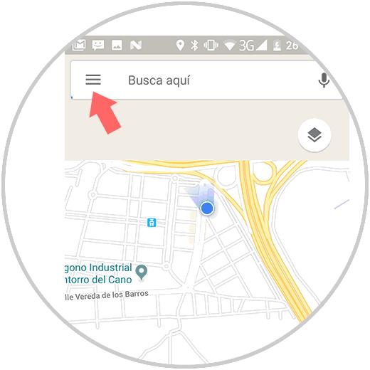 Cómo activar o desactivar el Historial de ubicaciones