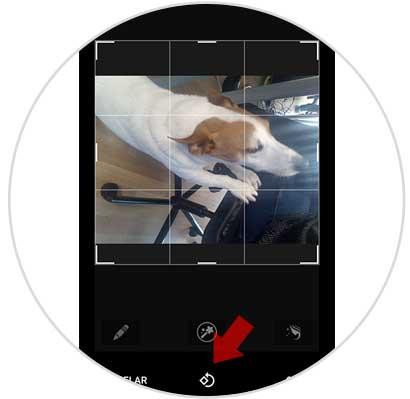 como poner una imagen de fondo de pantalla en android sin recortar
