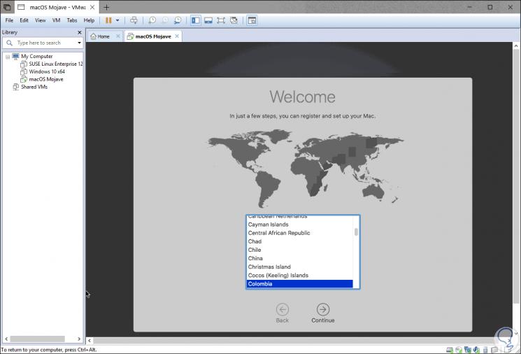 Cómo instalar macOS Mojave en VMware para Windows 10 - Solvetic