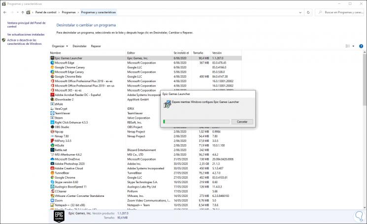 Cómo desinstalar Epic Games en PC Windows 10 | LAUNCHER ...