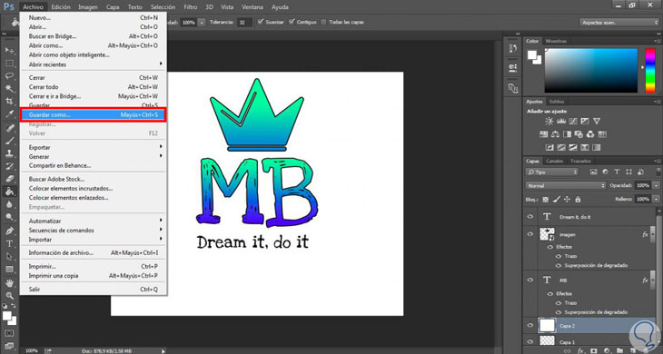 Come creare un logo con photoshop cs tryndamere counter pick