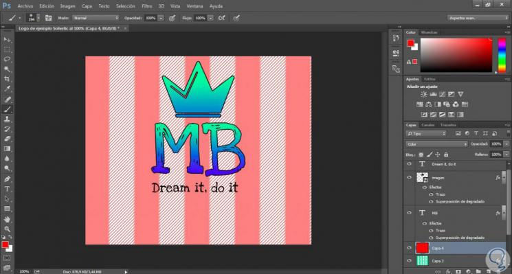 Come fare un logo con photoshop cs6 cs go trade бот