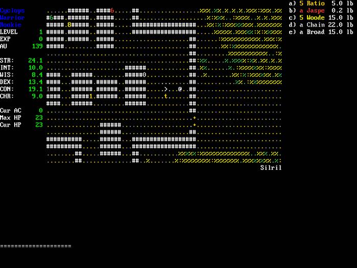 Imagen adjunta: •-Zangband-linux.png