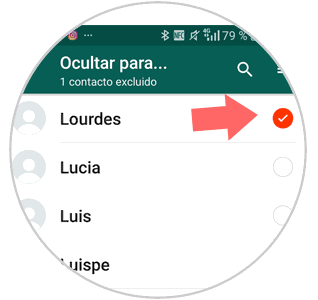 Ocultar Estado Whatsapp A Un Contacto Iphone O Android Solvetic