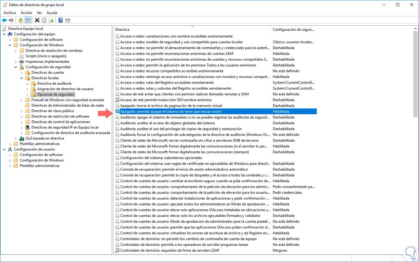 Restablecer directivas grupos locales GPO Windows Server 2016, 2012 ...