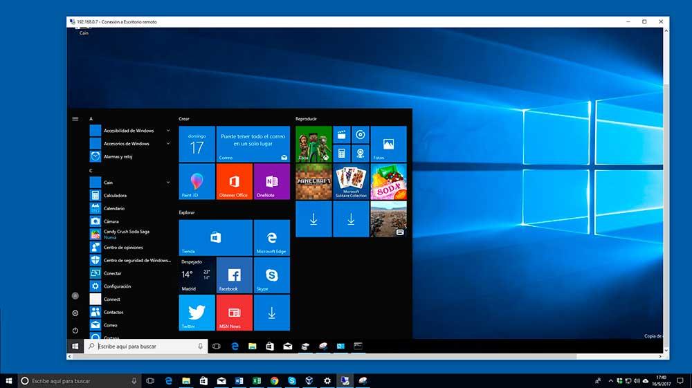 Como Usar Conexion Escritorio Remoto Windows 10 Solvetic