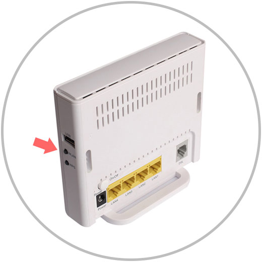 Cómo desactivar o activar WPS Router ETB ZTE ZXHN - Solvetic