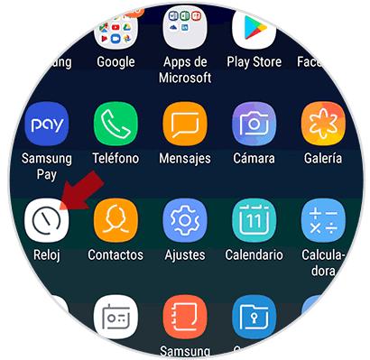 Alarma Calendario Samsung.Como Cambiar Sonido Alarma En Samsung Galaxy A8 2018 Solvetic