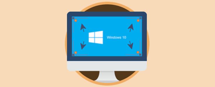 Habilitar o deshabilitar esquinas activas Windows 10