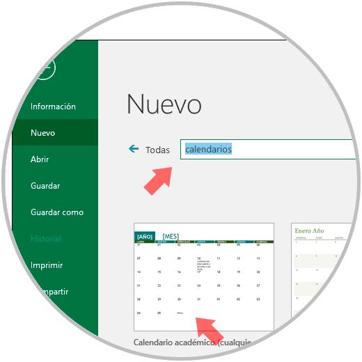 Calendario Laboral Madrid 2020 Excel.Como Crear Y Hacer Calendario 2019 En Word O Excel 2019