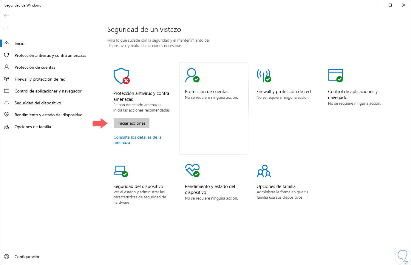 desactivar windows defender win 10 para siempre