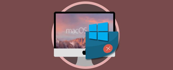 Eliminar y recuperar espacio partición Windows BootCamp Mac