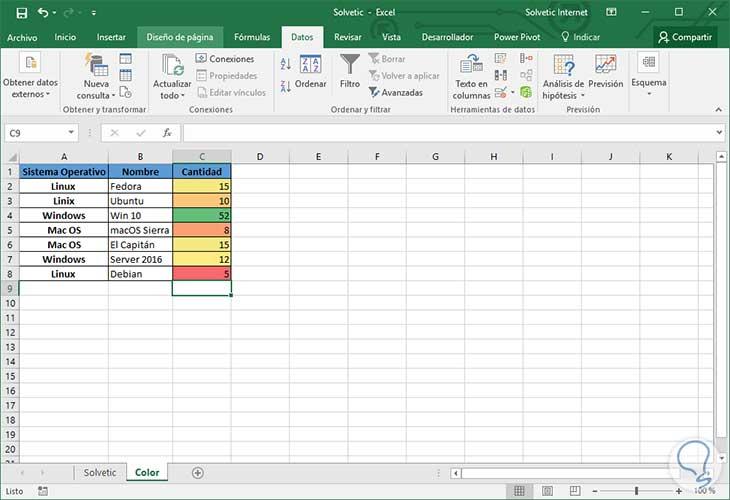 Ordenar Celdas Color Excel 1 Jpg