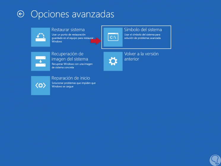▷ Error al restablecer el equipo Windows 10   SOLUCION - Solvetic
