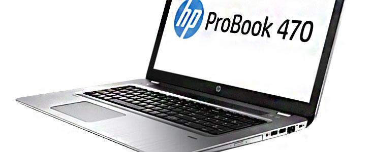 Review HP ProBook 470 G4